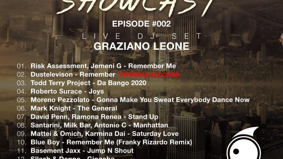 #002 Graziano Leone